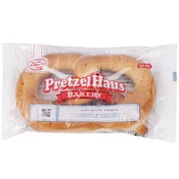 PretzelHaus 6 oz. Lightly Salted Pretzel 50 / Case