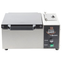 Adcraft CTS-1800W Fresh Shot Countertop Steamer - 120V / 1800W