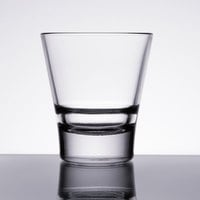 Libbey 15842 Endeavor 5 oz. Stackable Rocks / Old Fashioned Glass - 12/Case