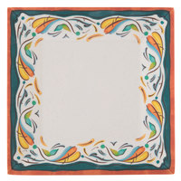 GET ML-104-BF Bella Fresco 10 inch Square Plate - 12 / Case