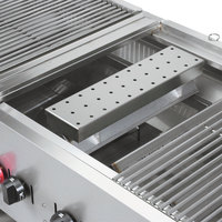 Crown Verity SBK Stainless Steel Smoker Box Kit