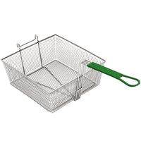 Frymaster 8030017 16 3/4 inch x 17 1/2 inch x 6 inch Full Size Fryer Basket