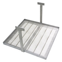 Frymaster 1062631 17 inch x 18 inch Sediment Tray for Gas Fryers