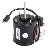 Fan Motor - 1/15 hp, 1600 RPM, 120V