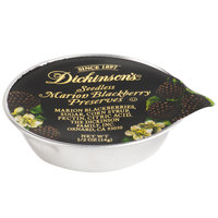 Dickinson's Seedless Marion Blackberry Preserves - (200) .5 oz. Portion Cups / Case