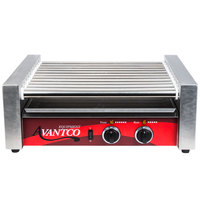 Avantco RG1830 30 Hot Dog Roller Grill - 120V