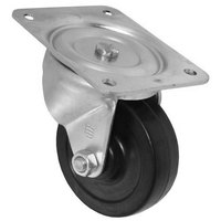 Arctic Air 67002 4 inch Replacement Back Caster for AR23, AF23, AF49, and AR49 Reach-In Refrigerators