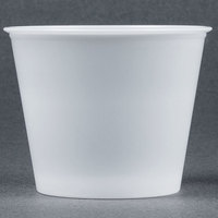 Dart Solo P550N 5.5 oz. Translucent Polystyrene Souffle / Portion Cup - 2500/Case