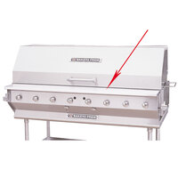 Bakers Pride 21841055 Ultimate Outdoor Charbroiler Richlite Work Deck