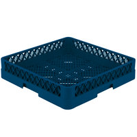 Vollrath TR2 Traex Full-Size Royal Blue Flatware Rack