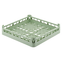 Vollrath 52670 Signature Full-Size Light Green 4 1/8 inch Open Rack