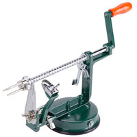 Matfer 215155 Apple Peeler / Slicer / Corer with Stainless Steel Blade and Suction Cup
