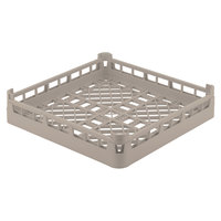 Vollrath 52670 Signature Full-Size Cocoa 4 1/8 inch Short Open Rack