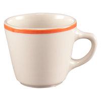 Homer Laughlin 1078084 Imperia 6.75 oz. Virginia Cup - 36 / Case