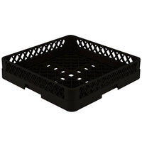 Vollrath TR1 Traex Full-Size Black 4 inch Open Rack
