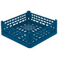 Vollrath 52683 Signature Full-Size Royal Blue 9 9/16 inch XX-Tall Open Rack
