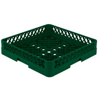 Vollrath TR1 Traex Full-Size Green 4 inch Open Rack