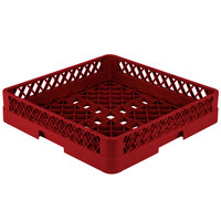 Vollrath TR1 Traex Full-Size Red 4 inch Open Rack