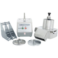 Robot Coupe CL51 Continuous Feed Food Processor - 1 1/2 hp