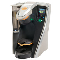 Grindmaster RealCup™ RC400 Black and Stainless Steel Single Cup Coffee Brewer - 120V