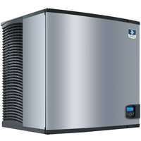 Manitowoc ID-1106A Indigo Series 30 inch Air Cooled Full Size Cube Ice Machine - 1200 lb.