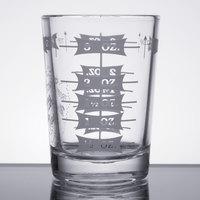 Libbey 5134/1124N 4 oz. Professional Measuring Glass