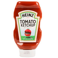 Heinz Ketchup 20 oz. Upside Down Squeeze Bottle