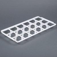Vollrath 5231210 Signature Half-Size 18 Compartment Glass Rack Trim Divider