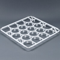 Vollrath 5231680 Signature Full-Size 20 Compartment Glass Rack Trim Divider