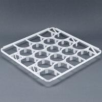 Vollrath 5231680 Signature Full-Size 20 Compartment Glass Rack Trim Divider