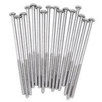 Vollrath 5236000 Screw Set for Tall Glass Racks - 16/Pack