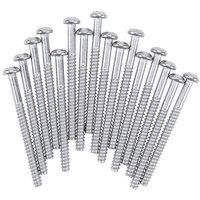 Vollrath 5235600 Screw Set for Medium Open Racks - 16/Pack
