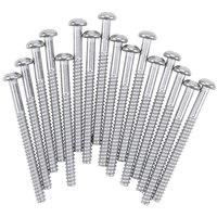 Vollrath 5235600 Screw for Medium Open Racks - 16/Pack