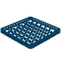 Vollrath TRM Royal Blue Full-Size 42 Compartment Extender for Vollrath Traex Glass Racks
