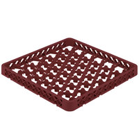 Vollrath TRM Burgundy Full-Size 42 Compartment Extender for Vollrath Traex Glass Racks