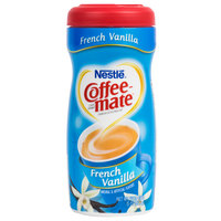 Nestle Coffee-Mate French Vanilla Coffee Creamer Shaker - 15 oz. 12/Case