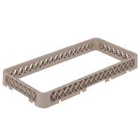 Vollrath HRA Traex Half-Size Beige 1 3/4 inch Open Rack Extender