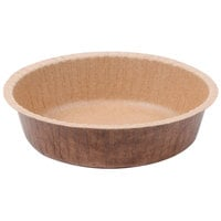 Solut 90888 8 oz. Corrugated Baking Cup - 50 / Pack