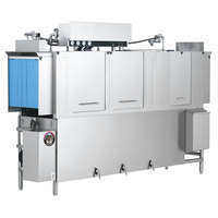 Jackson AJ-100 Dual Tank High Temperature Conveyor Dishmachine - Left to Right, 208V, 3 Phase