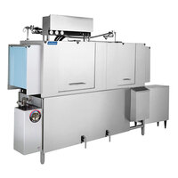 Jackson AJ-80 Single Tank High Temperature Conveyor Dishmachine - Right to Left