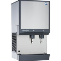 Follett 50CI425A-L Symphony Countertop Air Cooled Ice Maker and Water ...