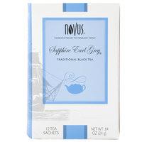 Novus Sapphire Earl Grey Tea - 12/Box