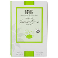 Novus Organic Jasmine Green Tea - 12 / Box