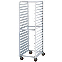 Advance Tabco PR30-2W 30 Pan End Load Bun / Sheet Pan Rack - Assembled