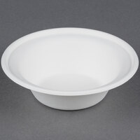 EcoChoice Biodegradable, Compostable Sugarcane / Bagasse 12 oz. Bowl - 1000 / Case
