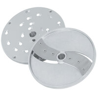 Vollrath MSG3002 5/64 inch (2mm) Shredding Plate for 40785 Mixer Attachment