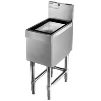 Eagle Group B30IC-19 Spec-Bar 19 inch x 30 inch Stainless Steel Ice Chest
