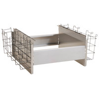 Eagle Group BR8-18-24 Spec-Bar® 8 Bottle Rack with Divider Walls for 24 inch x 18 inch Ice Chests