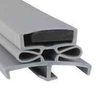 Traulsen SER-16473-00 Equivalent Magnetic Door Gasket - 29 1/2 inch x 68 inch