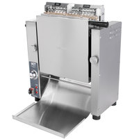 Star Ultra-Max VCT13S Vertical Contact Toaster with Analog Controls and Silicone Conveyor - 208/240V, 2600W
